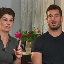 Josip i mama Suzana (Foto: Screenshot)
