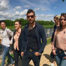 Matej i djevojke na izletu (Foto: Screenshot Nova TV)