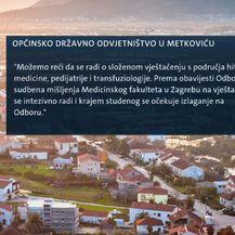 Izjava općinskog DORH-a u Metkoviću (Foto: Dnevnik.hr)