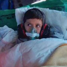 Gabrijel u bolnici (Foto: Dnevnik.hr)