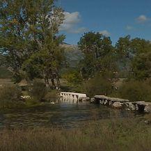 Pločasti most na Cetini - 3
