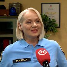 Ksenija Pajić, glumica u seriji Dar Mar