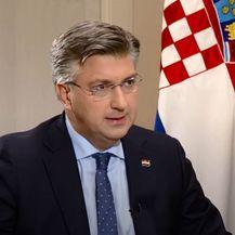 Andrej Plenković u razgovoru sa Sabinom Tandarom - 5