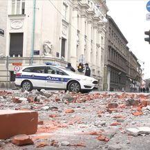 Potres u Zagrebu, ilustracija