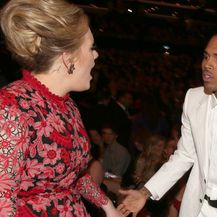 Adele i Chris Brown - 1