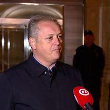Špiro Janović, pročelnik Zavoda za hitna i krizna stanja i psihotraumatologiju KBC-a Zagreb
