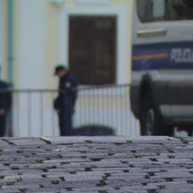 Policija na Trgu sv. Marka - 3