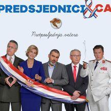 Predstava Predsjednici&ca - 1
