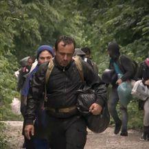 Migranti u Hrvatskoj - 1
