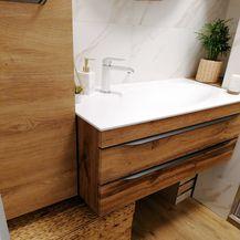 Petra Tarodi iz Varaždina preuredila je svoj stan, a najdraža prostorija joj je nova kupaonica - 1