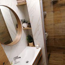 Petra Tarodi iz Varaždina preuredila je svoj stan, a najdraža prostorija joj je nova kupaonica - 10