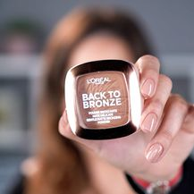 L'Oreal bronzer Back to Bronze