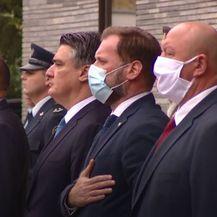 Predsjednik Zoran Milanović uručuje odlikovanja