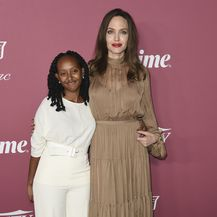 Zahara i Angelina Jolie