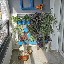 Ljupki mali balkon u Bjelovaru uređen u jesenskom ugođaju - 5