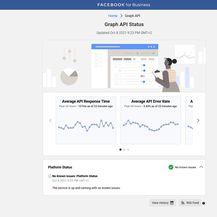 Status Facebookove platforme