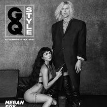 Megan Fox i Machine Gun Kelly