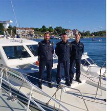 Posada Pomorske policije Pula
