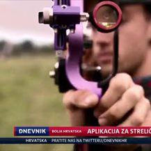 Aplikacija za streličare (Video: Dnevnik Nove TV)