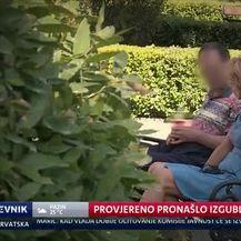 Provjereno pronašlo izgubljenog brata (Video: Dnevnik Nove TV)