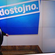 Premijer okupio uže vodstvo HDZ-a (Video: Vijesti u 17h)