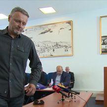 Thompson o primanju novca od HDZ-a (Video: Dnevnik Nove TV)