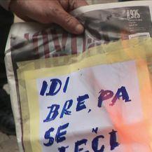 Keleminec opet palio Novosti (Video: Dnevnik Nove TV)