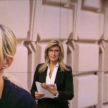 Sandra Zeljko u USKOK-u (Video: Vijesti u 17h)