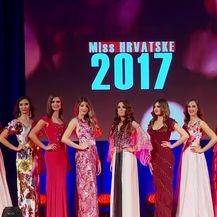 Proglašenje pobjednice izbora za Miss Hrvatske 2017. (Video: DNEVNIK.hr)