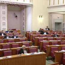 Željko Glasnović izvrijeđao Brnimira Bunjca u Saboru (Video: Dnevnik.hr)