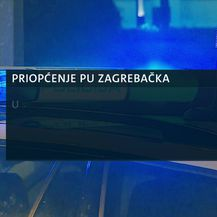 Šokantan zločin u Novom Zagrebu (Video: Dnevnik Nove TV)