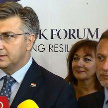 Premijer Andrej Plenković o prijevremenim izborima (Foto: Dnevnik.hr)