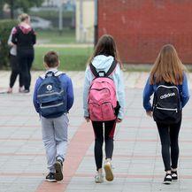 Početak nove školske godine (Foto: Patrik Macek/PIXSELL)