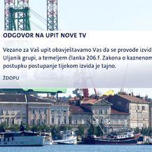 Štrajk radnika Uljanika stao (Foto: Dnevnik.hr) - 1