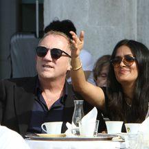 Salma sa suprugom u Veneciji