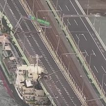 Zastrašujuć tajfun hara po Japanu (Video: Dnevnik Nove TV)