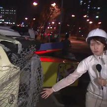 Posljedice oluje u Japanu (Video: Reuters)