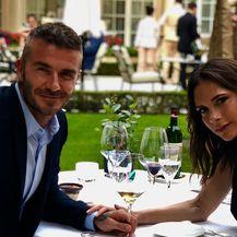 Beckham (Foto: Instagram)
