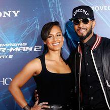 Alicia Keys Swizz Beatz (Foto: Getty)
