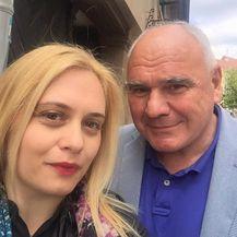 Velimir Visković i Bojana Mijović (Foto: Facebook)