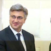 Premijer Plenković rekao da je stečaj brodogradilišta i dalje otvorena opcija (Video: Dnevnik Nove TV)