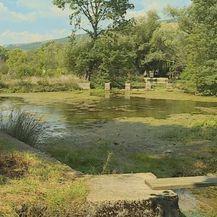 Dotok vode rijeke Vrljike još je uvijek slab (Foto: Dnevnik.hr) - 2