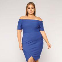 Svečane haljine XL veličine iz Fashion Nove - 14