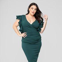Svečane haljine XL veličine iz Fashion Nove - 16
