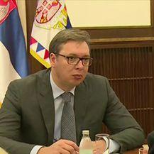 Reakcije na govor Aleksandra Vučića na Kosovu (Video: Dnevnik Nove TV)