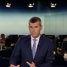 Sofija Preljvukić uživo o snažnoj eksploziji u Splitu (Video: Dnevnik Nove TV)