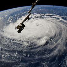 Uragan Florence 2 (Foto: AFP)
