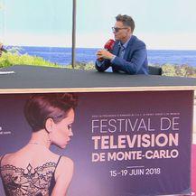 Ivana Nanut i glumac Tim Daly (Foto: Dnevnik.hr)