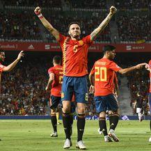 Slavlje Saula i Nigueza (Foto: AFP)
