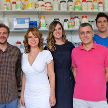 Ekipa mladih znanstvenika koja je radila na otkriću (Foto: IRB)